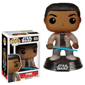 Giocattolo Action figure Finn con spada laser. Star Wars Funko Pop! Funko 1