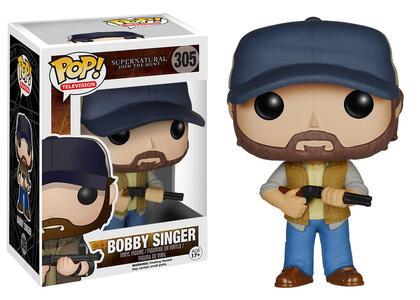 Funko POP! Television. Supernatural. Bobby Singer. - 2