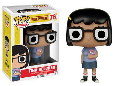 Funko POP! Television. Bobs Burgers. Tina Belcher - 3