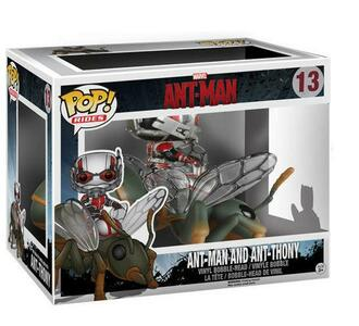 Funko POP! Marvel Ant-Man & Ant-Thony - 3