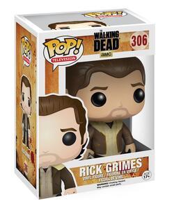 Funko POP! Television. The Walking Dead Rick Grimes Season 5 - 2