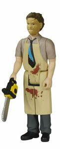 Action figure Leatherface. Horror Classic Funko ReAction - 2