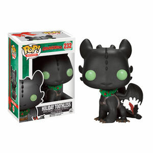 Funko POP! Movie How to Train Your Dragon. Holiday Toothless - 3