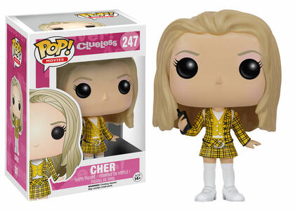Funko POP! Movies. Clueless. Cher - 3