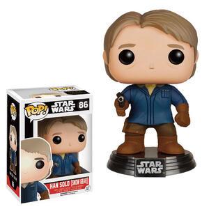 Funko POP! Star Wars. The Force Awakens. Han Solo Snow Gear.