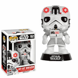 Funko POP! Star Wars. AT-AT Driver Bobble Head