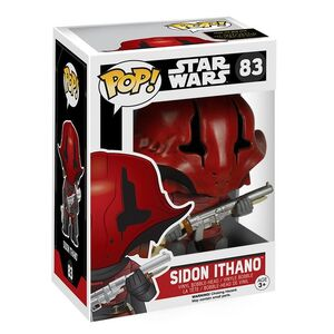 Giocattolo Action figure Sidon Ithano. Star Wars Funko Pop! Funko 1
