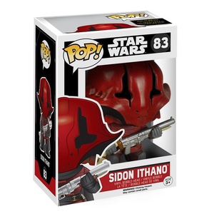 Giocattolo Action figure Sidon Ithano. Star Wars Funko Pop! Funko 1