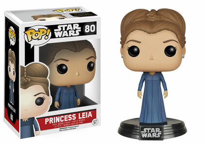 Funko POP! Star Wars. Principessa Leia Episodio 7 - 3