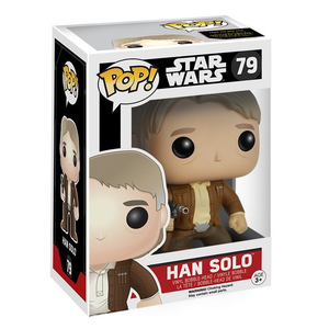 Giocattolo Action figure Han Solo. Star Wars Funko Pop! Funko 1