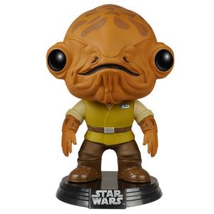 Giocattolo Action figure Admiral Ackbar. Star Wars Funko Pop! Funko 0