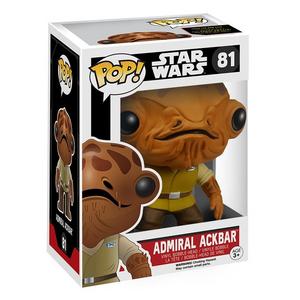 Giocattolo Action figure Admiral Ackbar. Star Wars Funko Pop! Funko 1