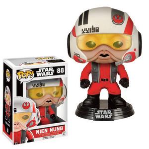Giocattolo Figure Pop! Star Wars-Nien Numb (X-Wing) Funko 0