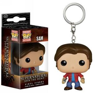 Funko Pocket POP! Keychain. Supernatural SAM