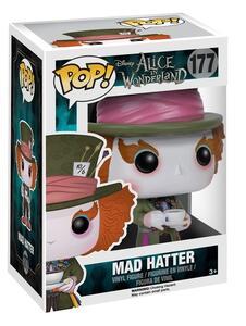 Funko POP! Movies. Disney. Alice in Wonderland MAD HATTER - 2