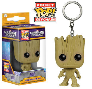 Funko Pocket POP! Keychain. Marvel guardians Of The Galaxy GROOT