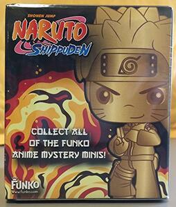 Funko Mystery Mini. Golden Naruto Mini Figure - 2