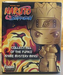 Funko Mystery Mini. Golden Naruto Mini Figure - 4