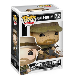 Giocattolo Action figure Capt. John Price. Call of Duty Funko Pop! Funko 0