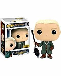 Funko POP! Movies. Harry Potter. Draco Malfoy Quidditch.