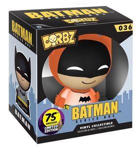 Giocattolo Action figure Batman 75th Anniversary Orange. Batman Funko Dorbz Funko 0