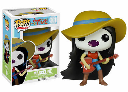 Funko POP! Television. Adventure Time Marceline With Guitar - 3
