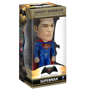 Giocattolo Action figure Superman. Batman v Superman Funko Wacky Wobbler Funko 0