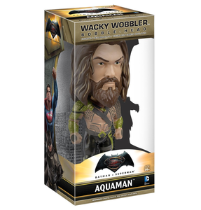 Giocattolo Action figure Aquaman. Batman v Superman Funko Wacky Wobbler Funko 0