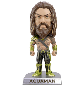 Giocattolo Action figure Aquaman. Batman v Superman Funko Wacky Wobbler Funko 1