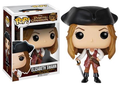 Giocattolo Action figure Elizabeth Swan. Pirati dei Caraibi Funko Pop! Funko 1