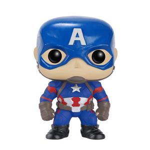 Giocattolo Action figure Captain America Civil War Edition. Marvel Funko Pop! Funko 1