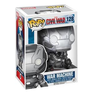Funko POP! Marvel. Captain America 3. Civil War. War Machine.