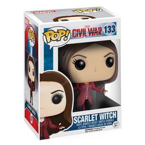 Giocattolo Action figure Scarlet Witch Civil War Edition. Marvel Funko Pop! Funko 0