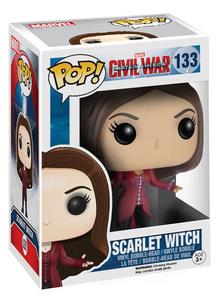 Giocattolo Action figure Scarlet Witch Civil War Edition. Marvel Funko Pop! Funko 1