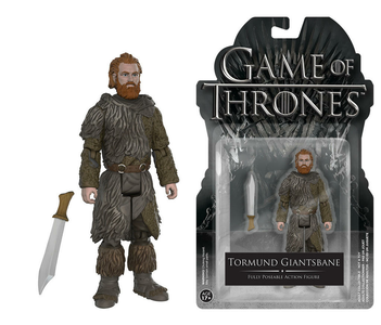 Giocattolo Action figure Tormund Giantsbane. Game of Thrones Funko Pop! Funko
