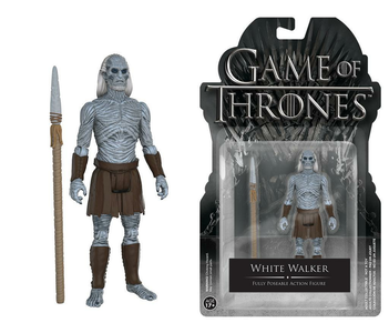 Giocattolo Action figure White Walker. Game of Thrones Funko Pop! Funko 0