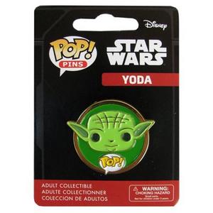 Giocattolo Funko Pop! Pins. Star Wars. Yoda (vfig) Funko 0
