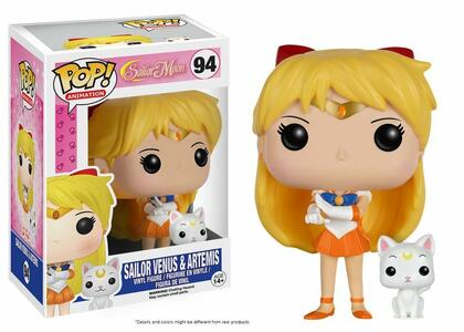 Funko POP! Animation Sailor Moon. Venus & Artemis - 3