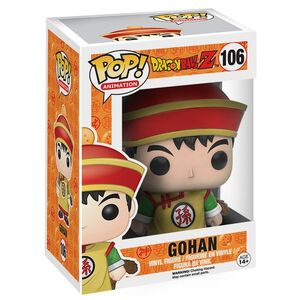 Giocattolo Action figure Gohan. Dragon Ball Z Funko Pop! Funko 0