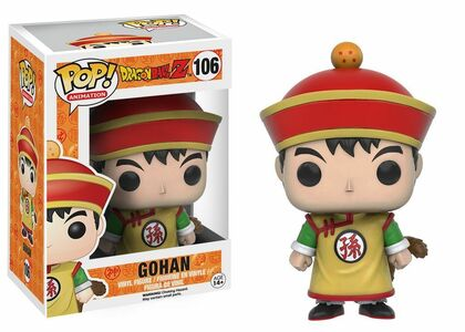Giocattolo Action figure Gohan. Dragon Ball Z Funko Pop! Funko 1