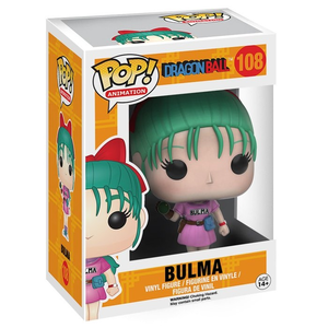 Giocattolo Action figure Bulma. Dragon Ball Funko Pop! Funko 0