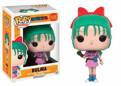 Giocattolo Action figure Bulma. Dragon Ball Funko Pop! Funko 1