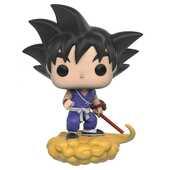 Giocattolo Action figure Goku and Flying Nimbus. Dragon Ball Funko Pop! Funko