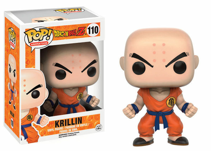 Giocattolo Action figure Krillin. Dragon Ball Z Funko Pop! Funko 1