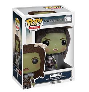 Funko POP! Movies. Warcraft. Garona.