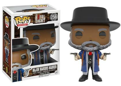 Funko POP! The Hateful Eight. Sindaco Marquis Warren - 3