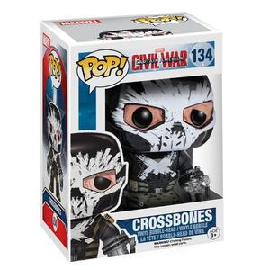 Funko POP! Marvel. Captain America 3. Civil War. Crossbones. - 3