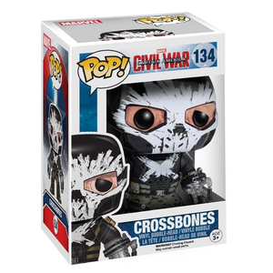 Giocattolo Action figure Crossbones Civil War Edition. Marvel Funko Pop! Funko 1