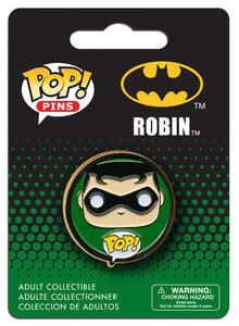 Funko POP! Dc Universe. Robin. Spilla
