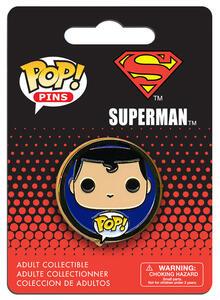 Funko POP! Dc Universe. Superman. Spilla